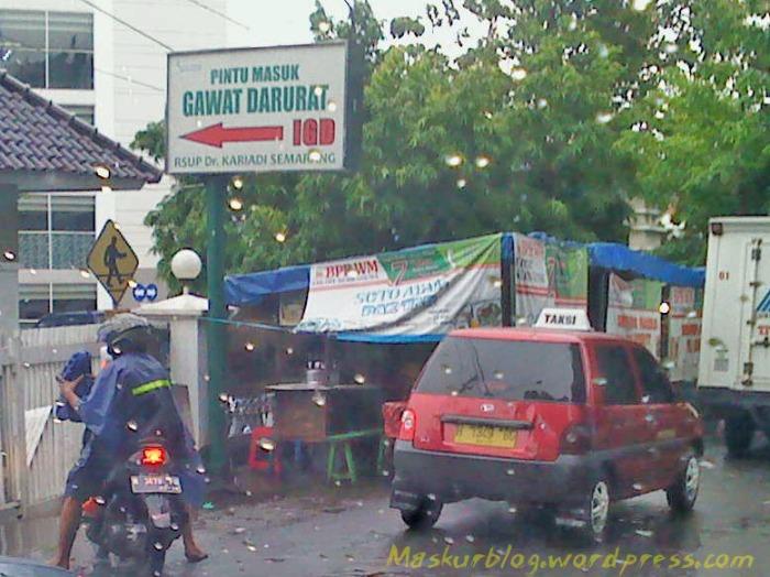 Daihatsu Ceria Taksi Semarang