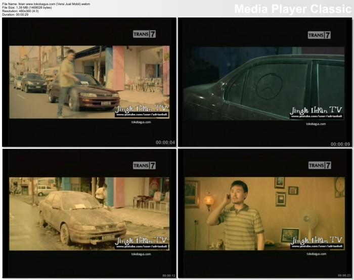Iklan www.tokobagus.com (Versi Jual Mobil)