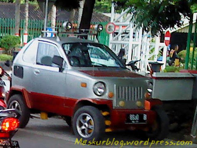 Mobil Tuyul MiniCab Cilacap 03