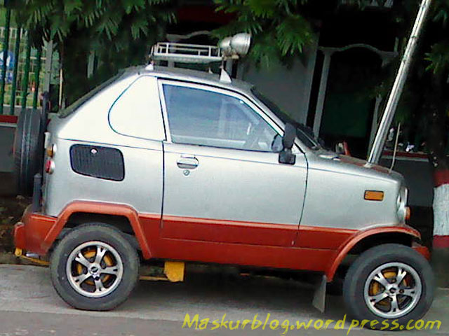 Mobil Tuyul MiniCab Cilacap 04