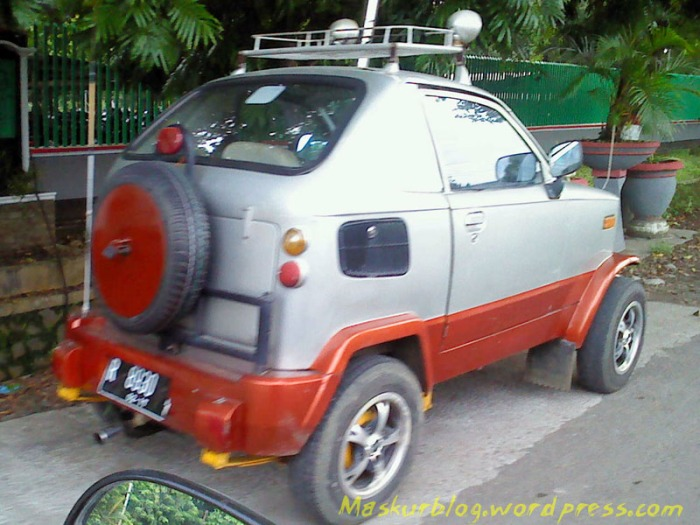 Mobil Tuyul MiniCab Cilacap 05