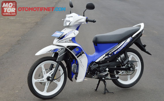 Yamaha Force Otomotifnet