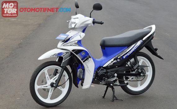 Yamaha Force Otomotifnet