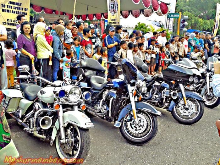 Acara Harley Cilacap 03