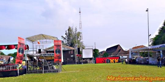 Acara Harley Cilacap 05