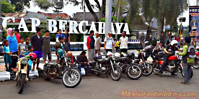 Acara Harley Cilacap 07