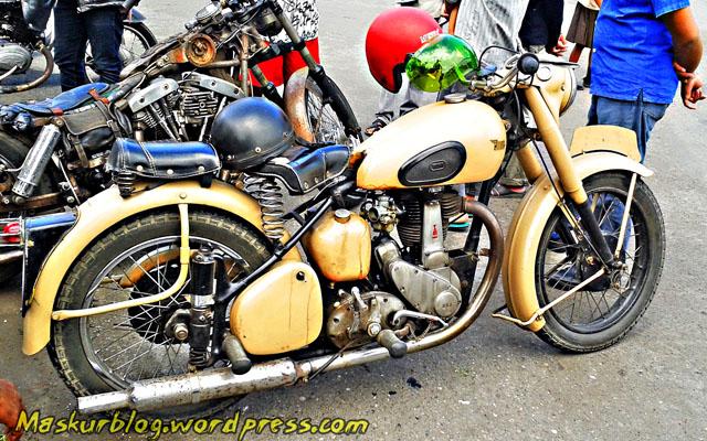 Acara Harley Clp-02 BSA
