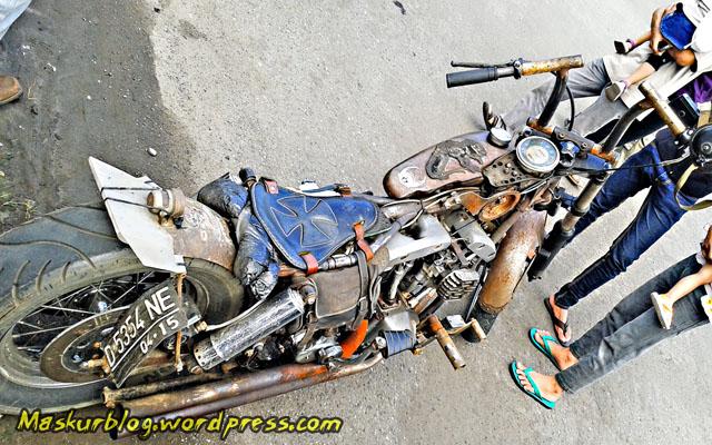 Acara Harley Clp-03 Norton