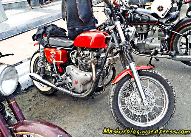 Acara Harley Clp-04 Kawasaki W