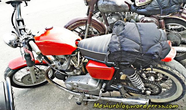 Acara Harley Clp-04b Kawasaki W