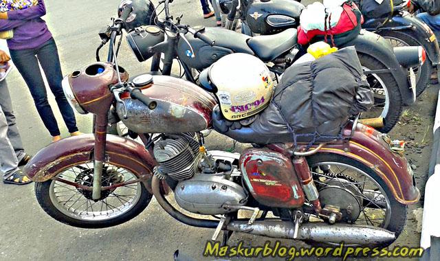 Acara Harley Clp-07 Jawa
