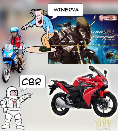 CBR Minerva