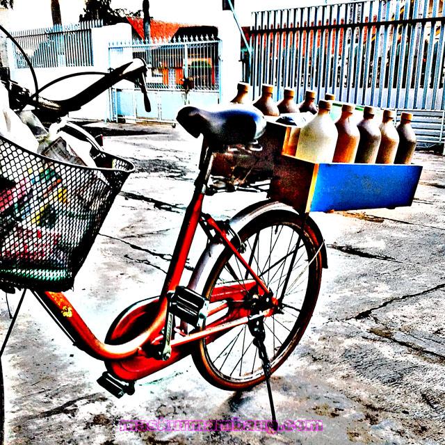 Jamu Gendong Sepeda