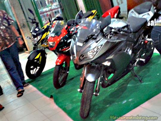 Kawasaki Di Borobudur Cilacap