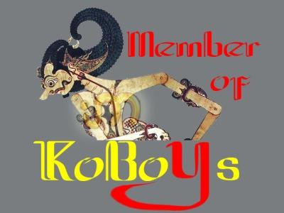 Koboys Wayang Awal