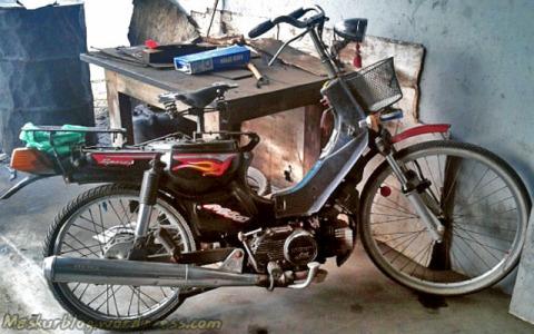 Motor - Sepeda 1