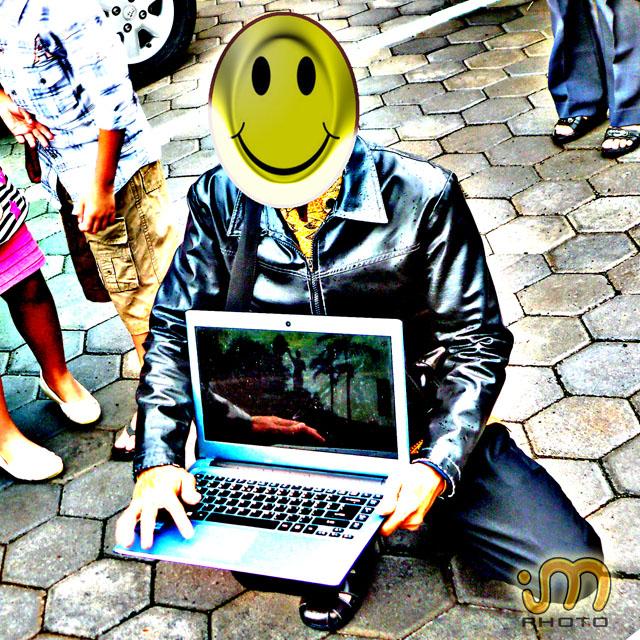Rekam Video Menggunakan Laptop