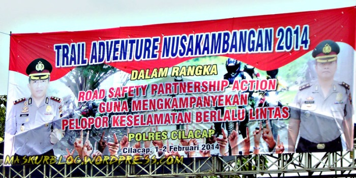 Trail Adventure Nusakambangn