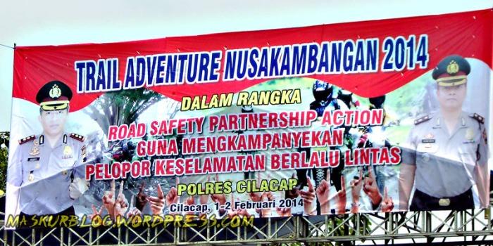 Trail Adventure Nusakambangn