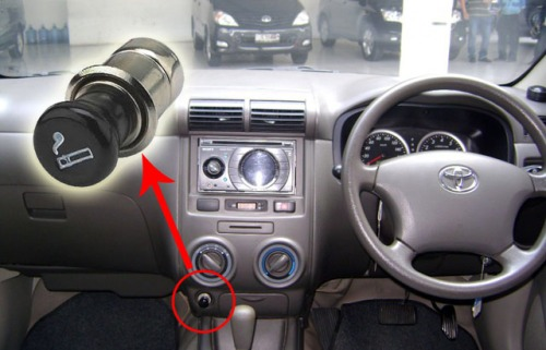 Dashboard Avanza + Lighter