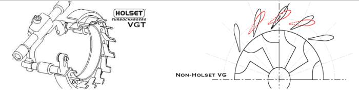 Holset VTG