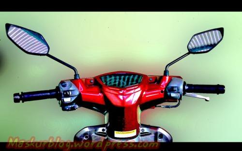 Jupiter MX Tambah 2 PS 2