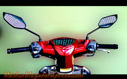Jupiter MX Tambah 2 PS 2