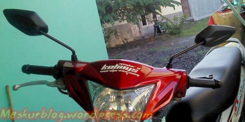 Jupiter MX Tambah 2 PS