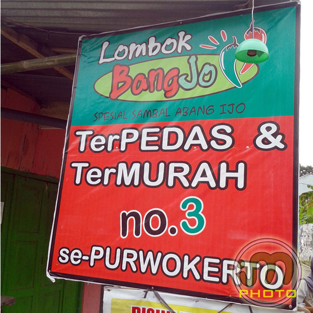 Lombok Bangjo Nomor 3