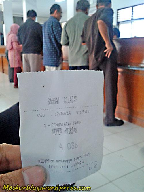 Samsat Cilacap Maret 2014 2