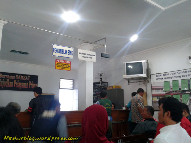 Samsat Cilacap Maret 2014 5