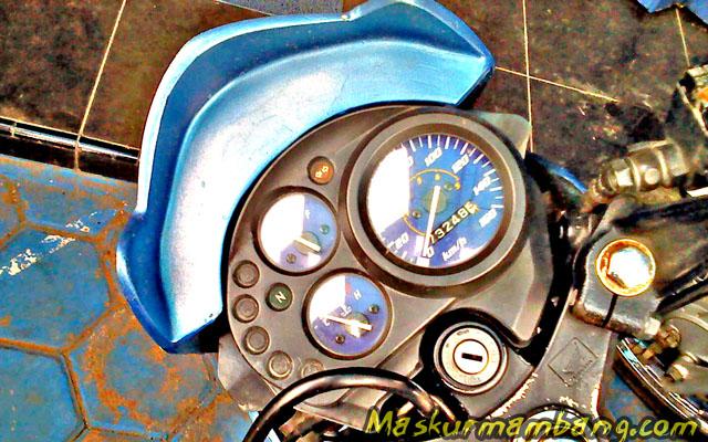 Speedometer Honda Sonic