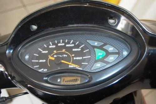 Speedometer Karisma