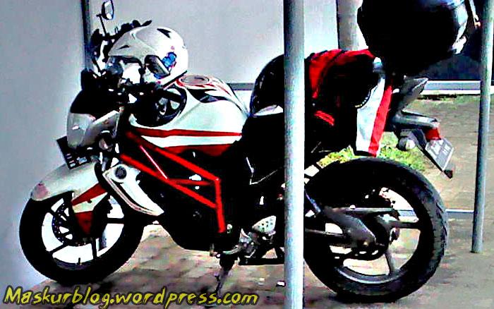 Yamaha Byson teralis