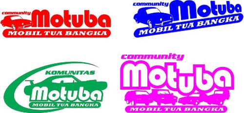 Motuba Logo Warna WArni