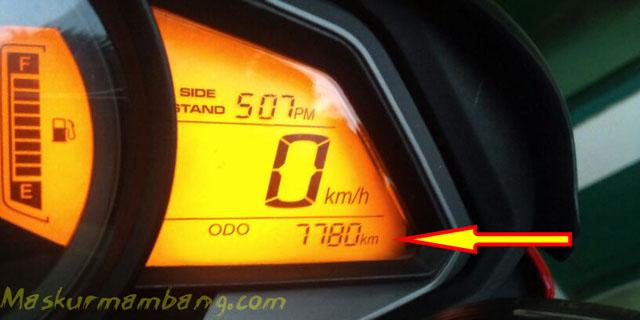 P200NS 7000 KM