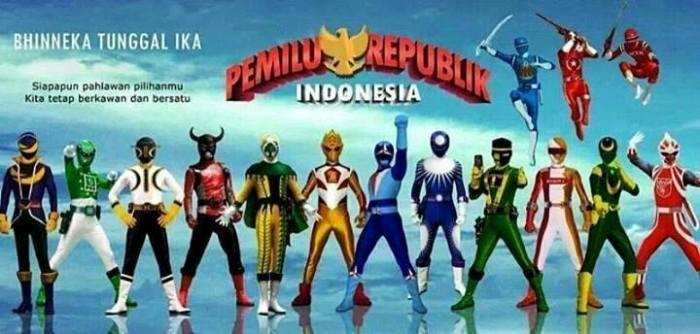 Partai Pemilu Super Sentai