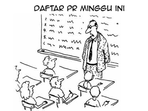 PR Sekolah