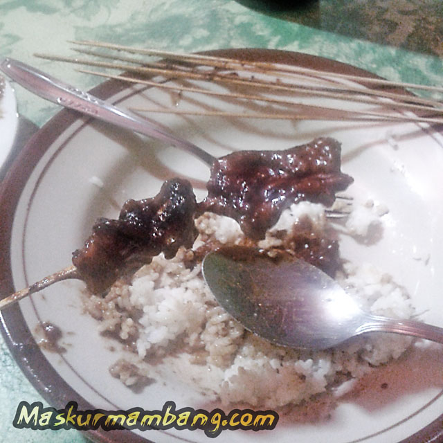 Sate Ayam Madura Pasar Kroya 02