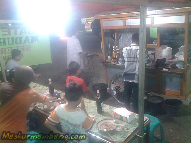 Sate Ayam Madura Pasar Kroya 05