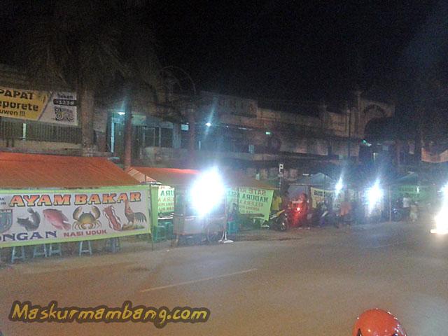 Sate Ayam Madura Pasar Kroya 07