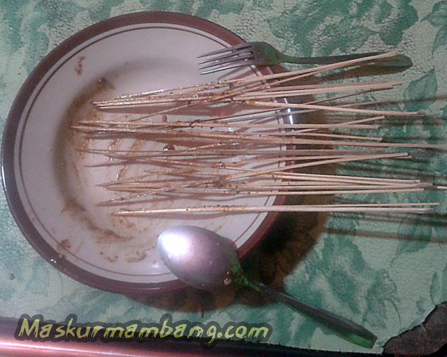 Sate Ayam Madura Pasar Kroya 08