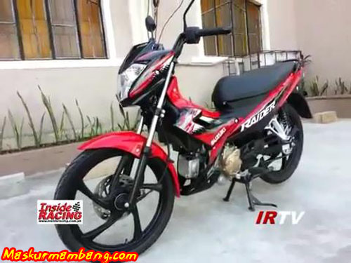 Suzuki Raider 115 J FI 1