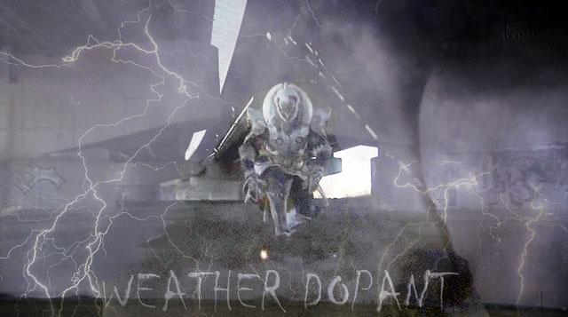 weather dopant bw