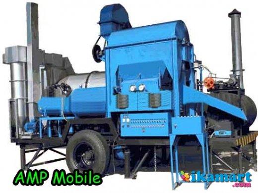 Asphalt Mixing Plant mobile