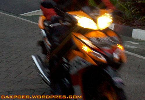 Blade 125 Repsol Edition