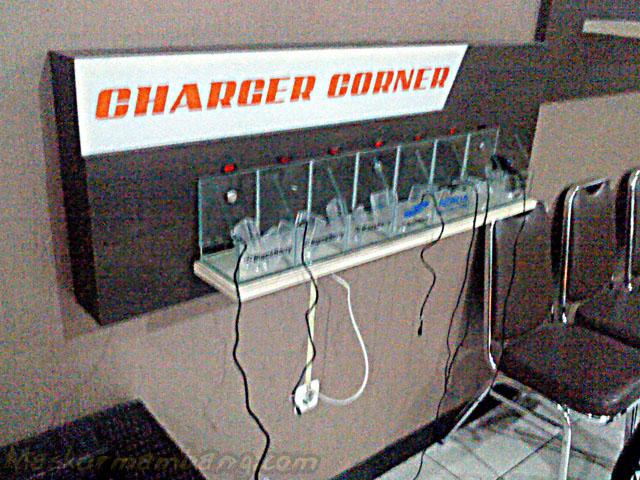 Charger Corner Efisiensi Jogja