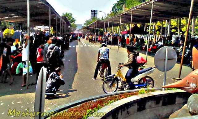 Drag Bike Cilacap