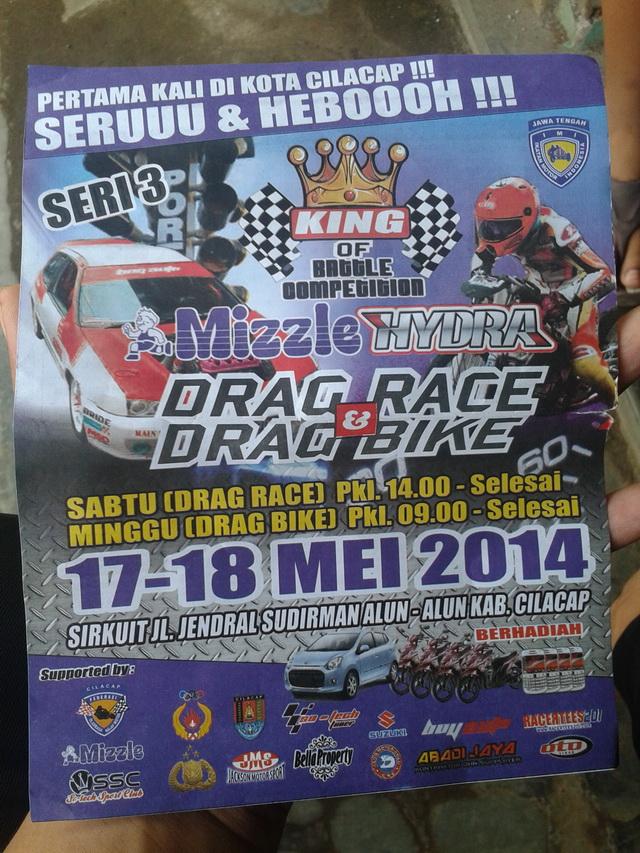 Drag Race Cilacap