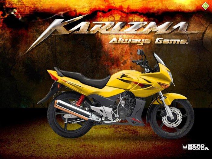 Hero Honda-Karizma-ZMR